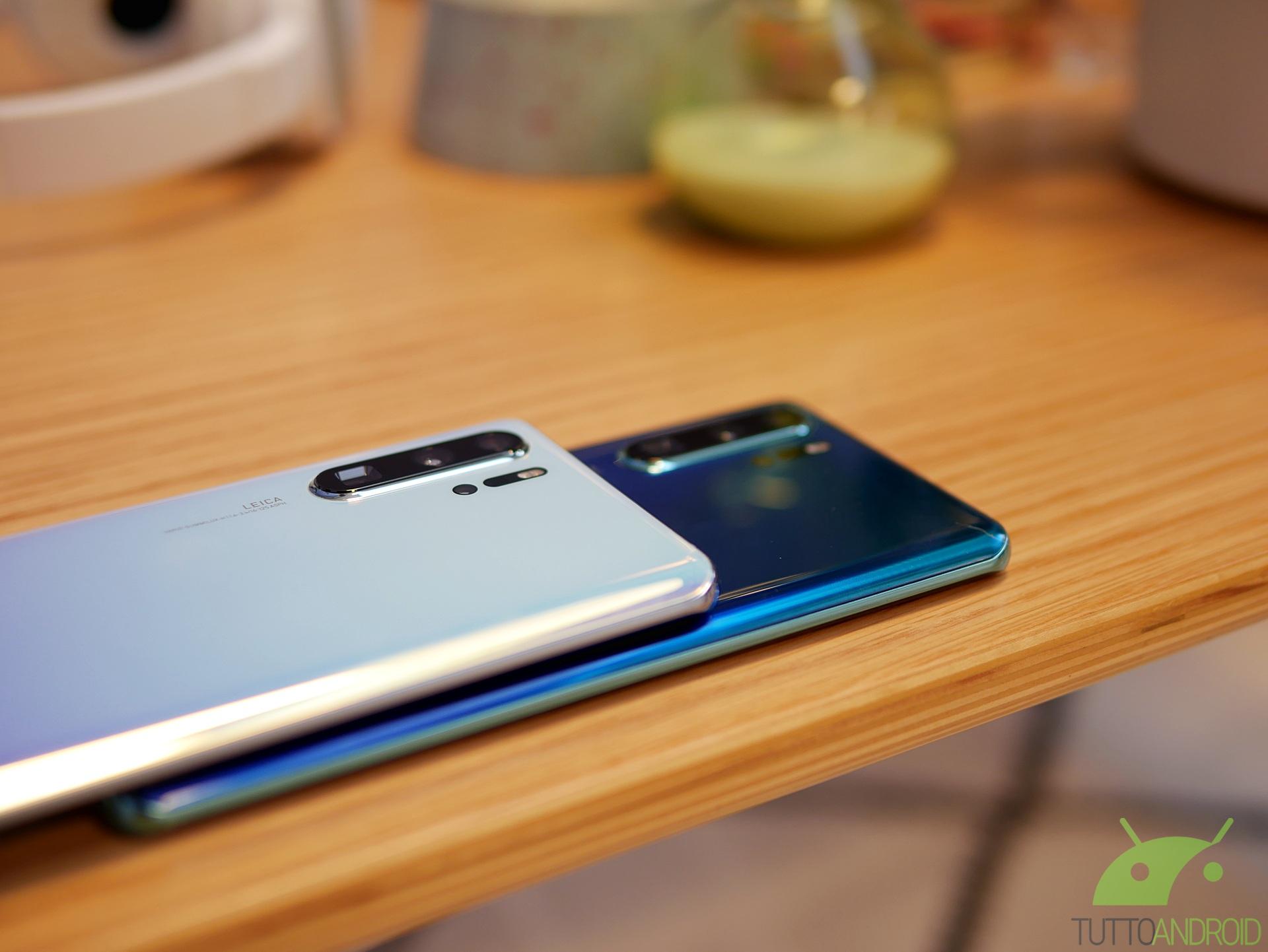 """Tre mette in palio una coppia di Huawei P30 e P30 Pro al giorno con il concorso """"Ciak si gioca"""""""