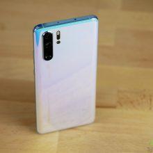 Huawei P30 Pro messo a nudo nel nuovo originale sfondo