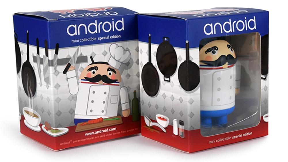 Lo chef francese è il nuovo Android Mini di Dead Zebra