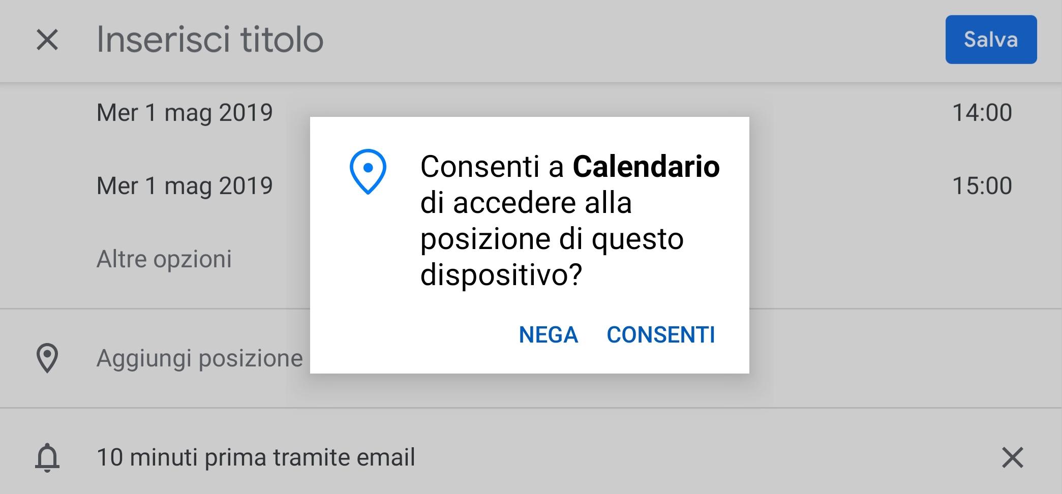 Imposta Calendario.10 Consigli Per Usare Al Meglio Google Calendar Tuttoandroid