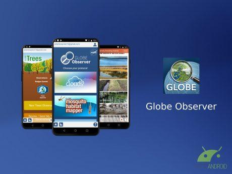 Globe Observer permette di contribuire alle ricerche della N