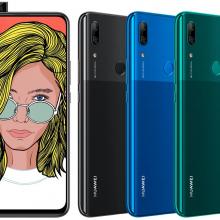 Anche Huawei lavora a uno smartphone con fotocamera popup: ecco le prime immagini