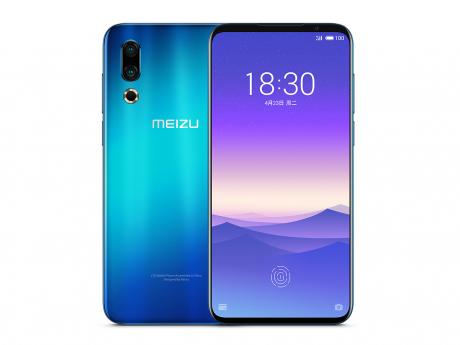 Meizu 16S è ufficiale, con Snapdragon 855, cornici sottiliss