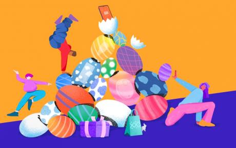 Pasqua con Xiaomi: fino a 100 euro di sconto sul sito uffici