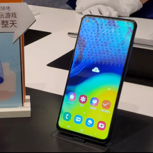 Samsung Galaxy A60 è ufficiale in Cina, con foro nel display e tripla fotocamera posteriore