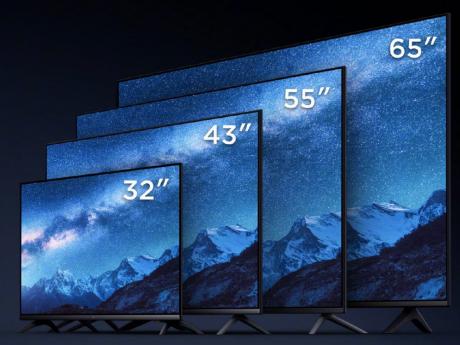 Xiaomi presenta quattro nuove Mi TV della serie E in Cina co