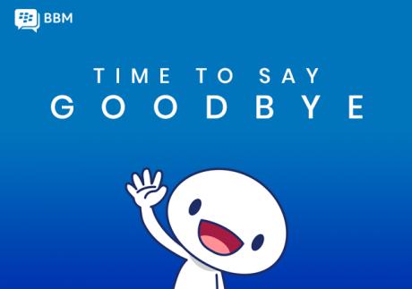 Il servizio di messaggistica BBM chiuderà il 31 maggio 2019