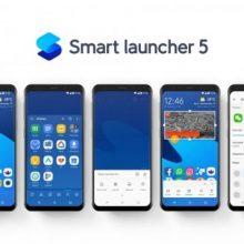 Smart Launcher 5 aggiunge il supporto ai temi scuri di Android Q