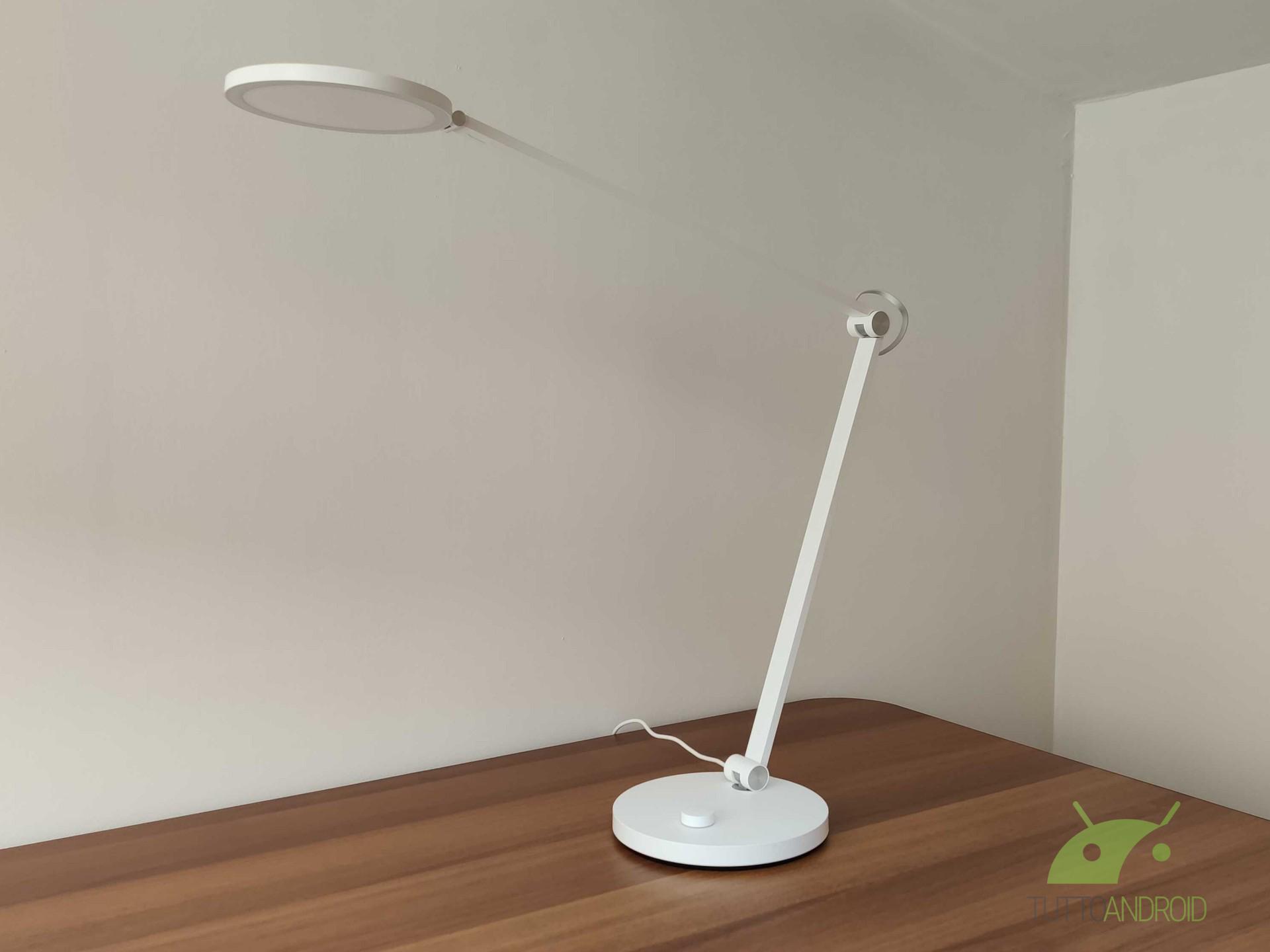 recensione lampada scrivania