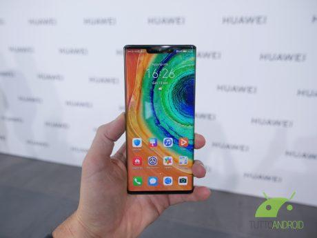 Ecco gli sfondi di Huawei Mate 30 Pro (download)