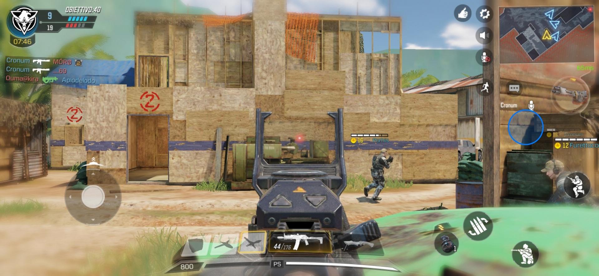 Abbiamo provato Call Of Duty Mobile, un vero COD super ... -