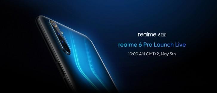 Realme 6 Pro lancio Europa
