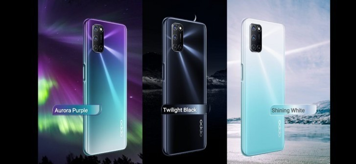 OPPO A92 official