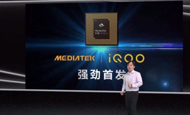 mediatek dimensity 1000 plus ufficiale specifiche