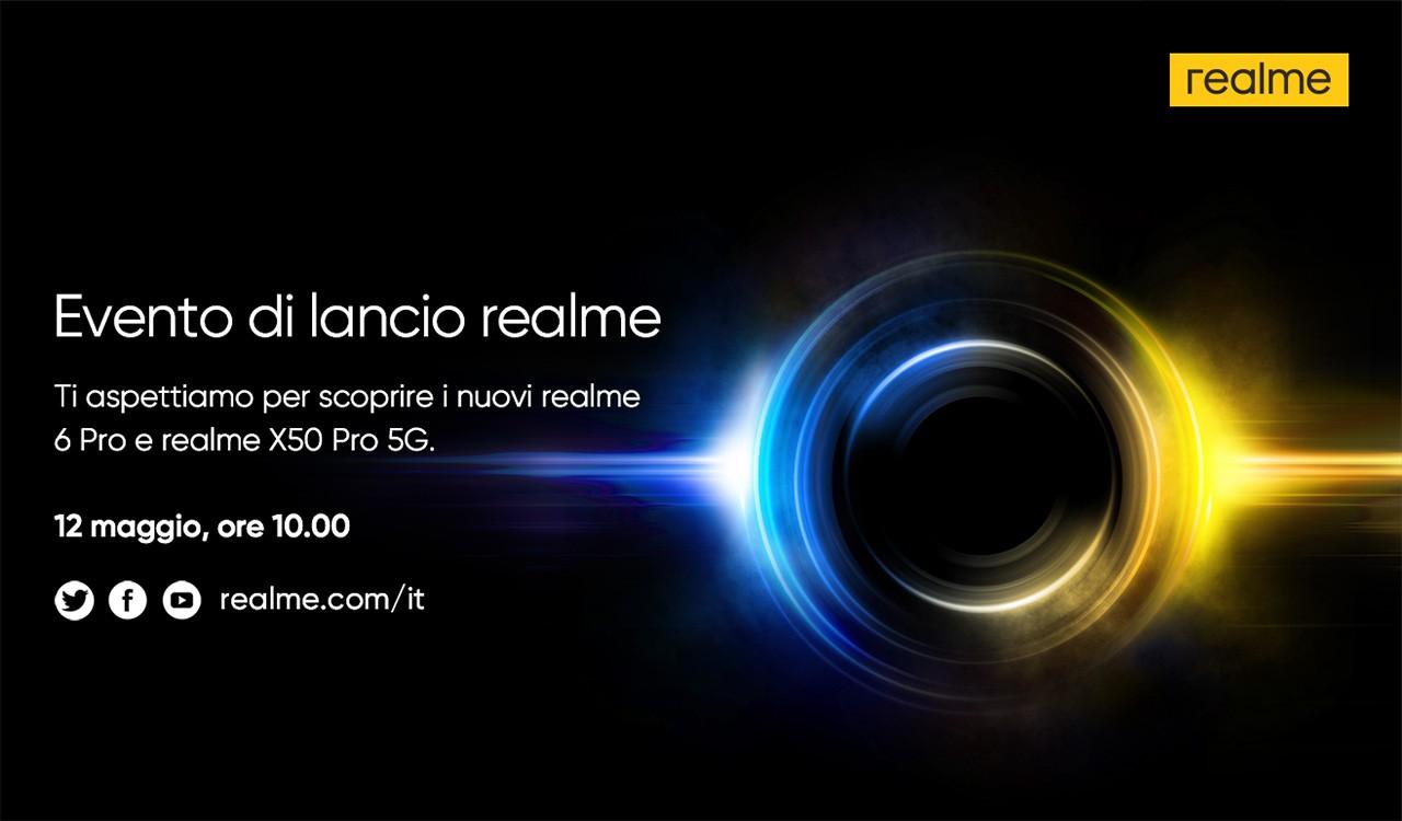 Realme X50 Pro Realme 6 Pro