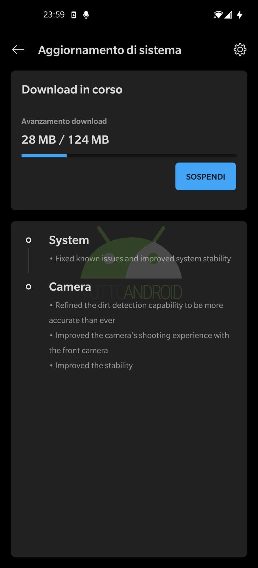 oneplus 8 pro aggiornamento oxygenos 10.5.6