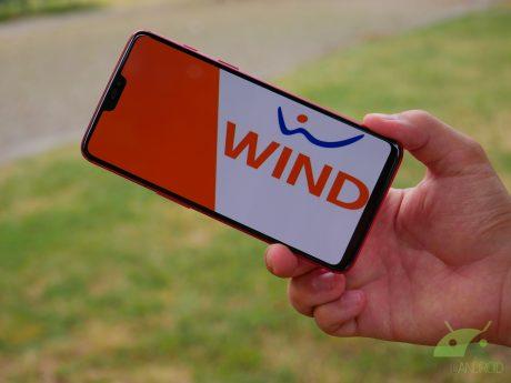 Da Wind ci sono gli  smartphone ad anticipo zero |  con Telefono Incluso Findomestic